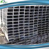 Цена стальной трубы пробки ERW квадратное гальванизированное стальным гальванизированное квадратом