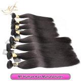 Armure la plus épaisse lustrée de cheveux humains de Vierge de qualité de cheveu
