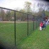 De pvc Met een laag bedekte Omheining van de Link van de Ketting van de Omheining van het Hof Bastekball voor Speelplaats