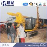 Leitschiene-hydraulischer Stapel-Fahrer, Harmer Stapel-Fahrer-Maschine (HF530)