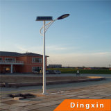 Réverbères solaires chauds de la vente 6m Pôle 60W DEL