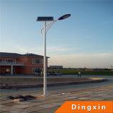 최신 판매 6m 폴란드 60W 태양 LED 가로등