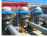 Planta de produção ativa energy-saving do cal de China