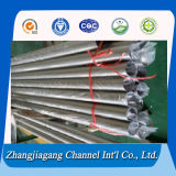 Tube de l'acier inoxydable 201 utilisé pour la balustrade d'escalier