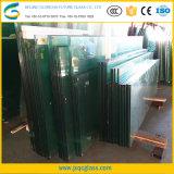 15мм большим Low-Iron закаленного стекла