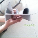 Veículo frigorífico Embelezador de PVC rígido porta