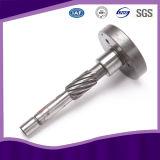 Fabrication directe Spline Hélice OEM Forged Engrenage Shaft