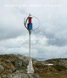 600W24Vホーム使用(200W-5kw)のための縦の軸線の風発電機