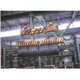 Électro-aimant de levage rectangulaire pour la bobine de barre de fer de levage