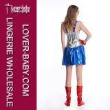 Halloweenのスーパーヒーロー党衣裳の工場(L15341)