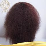 Оптовый реальный парик шнурка выдвижения волос Remy