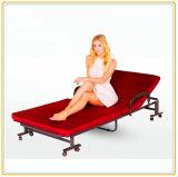 Складывая кровать гостя с кроватью тюфяка 190*70cm/Buying красного цвета вина складной
