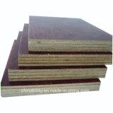 Los productos de venta al por mayor de 18mm película Brown enfrentó el contrachapado de madera contrachapada Marina / encofrados de madera contrachapada de