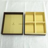 Rectángulo de almacenaje modificado para requisitos particulares del chocolate con 4 compartimientos
