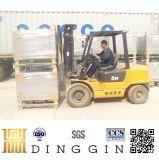 Contenitore di grandi dimensioni intermedio IBC dell'acciaio inossidabile