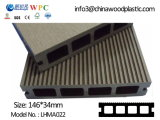 146*24mm WPC Decking, Decking, 목제 플라스틱 합성물 (LHMA064)