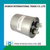 Алюминиевый конденсатор 55UF AC случая Cbb65 Split