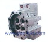 Tapa del cilindro de piezas MAN B & W de baja velocidad del motor diesel marino