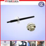 Eixo de ar personalizado com serviço fazendo à máquina do CNC