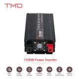 1500W車力インバーターDC 12VへのAC 110V 60HzはアダプターUSB 2.1A 5Vの充電器の二倍になる