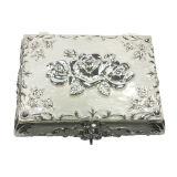 Caja mental elegante de la pulsera de la caja de joyería de la caja de joyería