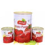 La goma de tomate adentro puede con alta calidad