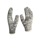 Prezzo colorato dei guanti della mano lavorato a maglia cotone