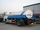 판매를 위한 4X2 HOWO 물 트럭 물 유조선