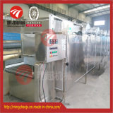 Novo-Tipo máquina de secagem da correia para o desidratador vegetal do túnel