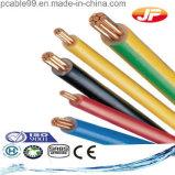H07z-U ПВХ оболочку кабеля Halogen-Free