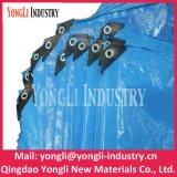Exportando o preço azul de Tarpaulinfob do polietileno da alta qualidade do leste de Aisa: