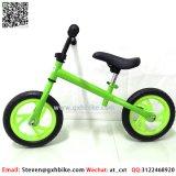 균형 자전거가 훈련 유아 강요 자전거에 의하여 농담을 한다