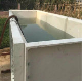 FRP Wasser-Becken SMC