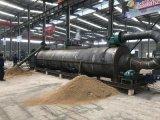 牛肥料の回転式乾燥機械または鶏の肥料のドライヤー
