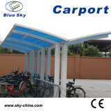 큰 Outdoor Garage Aluminum Frame 및 Polycarbonate 간이 차고 (B810)