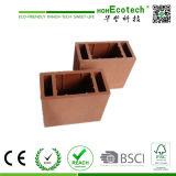 Поручень WPC Post/WPC сада ограждая столб/деревянный пластичный составной столб Pergola