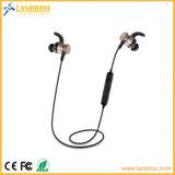 De Magnetische Diepe Baarzen van uitstekende kwaliteit van het Metaal Earbuds van Sporten Bluetooth Draadloze Stereo Correcte