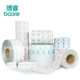 73gsm Medical papier d'emballage du papier aluminium pour l'écouvillon antiseptique