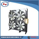 Radiador de aluminio de Genset del radiador del radiador del generador Kta38-G2-8