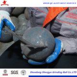 Geschmiedete reibende Stahlkugeln für das Bergbau durch chinesischen Hersteller