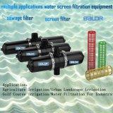 La H digita lo schermo del filtro a maglia del filtro a sipario di trattamento delle acque di irrigazione 120