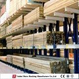 China barata para Trabajo Pesado En voladizo de madera nueva estantería