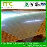 Papier glacé/Matt/gaufré Rouleaux de feuilles de PVC en plastique