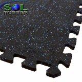 取り外し可能な体操のゴム製床のマットをかみ合わせる反スリップ