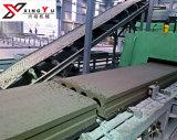 Construção da linha de produção do painel da parede de concreto pré-moldado