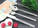 Nouveau design de haute qualité de la vaisselle couteau cuillère de fourche de la coutellerie