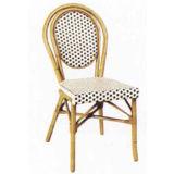 Presidenza di vimini del bambù della mobilia di svago del ristorante