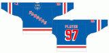 Настраиваемые Онтарио хоккейной лиги Китченер рейнджеров 1963-1994 дома и дороги Хоккей Джерси