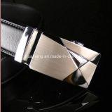 Поясы шкафута пряжки сплава Mens неподдельной кожи автоматические