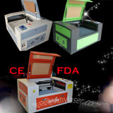 Máquina de grabado de la botella del laser de la velocidad rápida con rotatorio